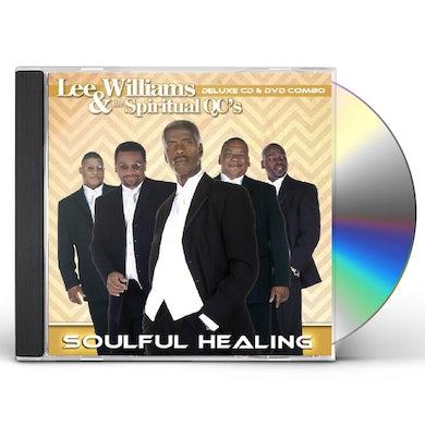 Lee Williams SOULFUL HEALING CD
