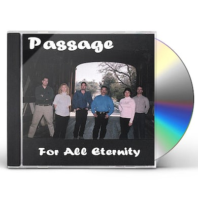 Passage FOR ALL ETERNITY CD