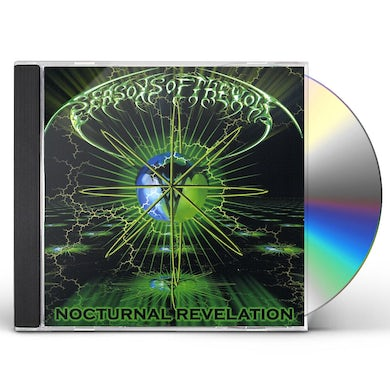 Seasons Of The Wolf NOCTURNAL REVELATION CD