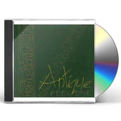 BOOK ONE CD