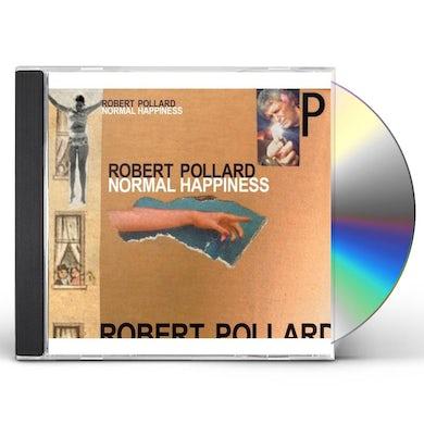 Robert Pollard NORMAL HAPPINESS CD