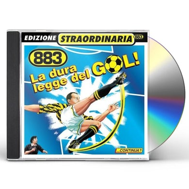 883 DURA LEGGE DEL GOL CD
