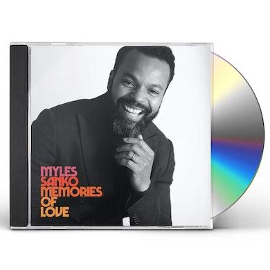 Memories Of Love CD