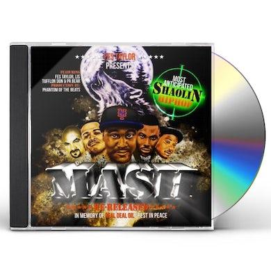 Fes Taylor M.A.S.H. CD
