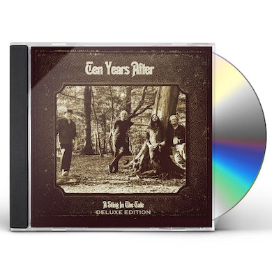Ten Years After A Sting In The Tale CD