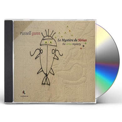 Russell Gunn SIRIUS MYSTERY CD