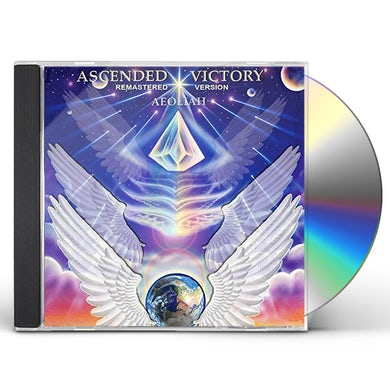 Aeoliah ASCENDED VICTORY CD
