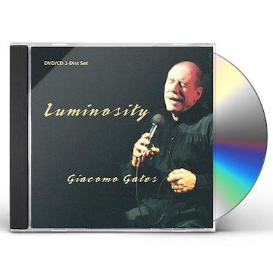 Giacomo Gates LUMINOSITY CD