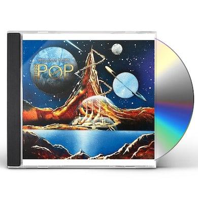 William Kurk SUPER POP FUSION CD