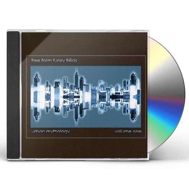 Free Form Funky Freqs URBAN MYTHOLOGY 1 CD