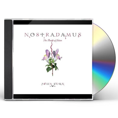 John Zorn Nostradamus: The Death Of Satan CD
