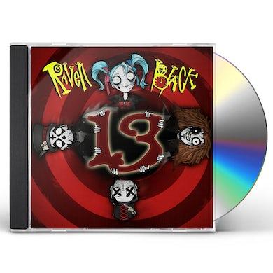 Raven Black 13 CD