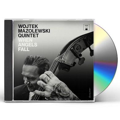 Wojtek Mazolewski WHEN ANGELS FALL CD
