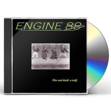 Engine 88 FLIES AND DEATH N STUFF CD