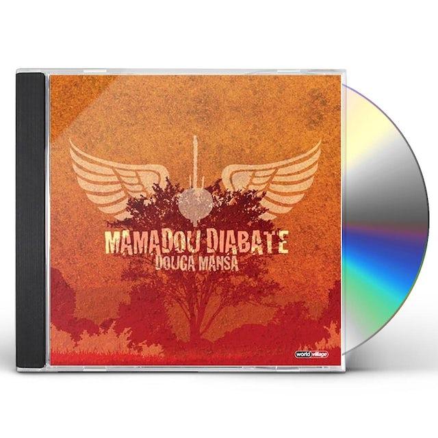 Mamadou Diabate DOUGA MANSA CD