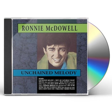 Andy Williams UNCHAINED MELODY CD