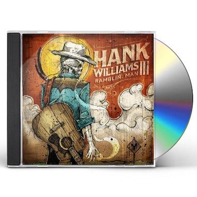Hank Williams Iii RAMBLIN MAN CD
