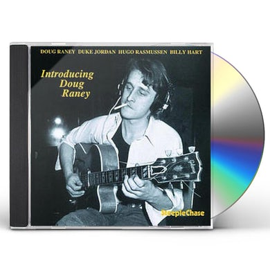 INTRODUCING DOUG RANEY CD