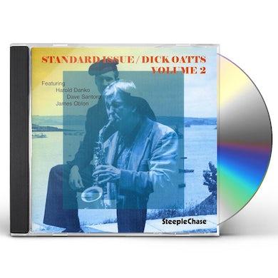 Dick Oatts 2 CD
