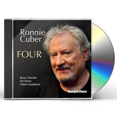 Ronnie Cuber FOUR CD