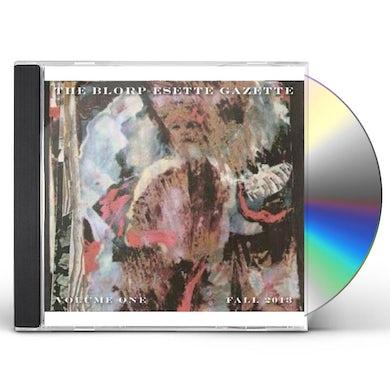 Los Angeles Free Music Society BLORP ESETTE GAZETTE 1 CD