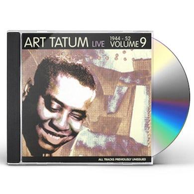 Art Tatum LIVE 1944-52 9 CD