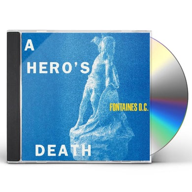 Fontaines D.C. HERO'S DEATH CD