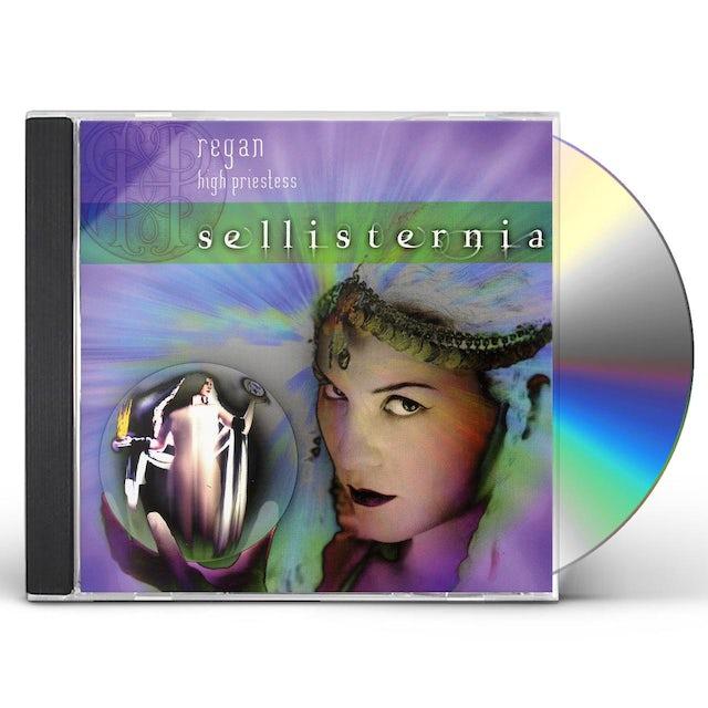 High Priestess SELLISTERNIA CD