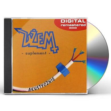 Dzem AKUSTYCZNIE - SUPLEMENT CD