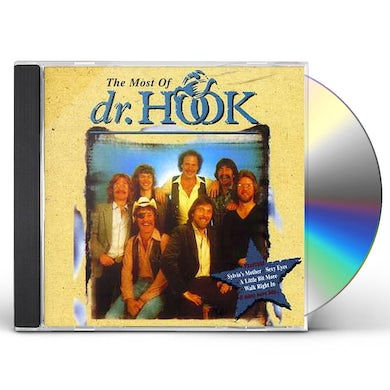 MOST OF DR. HOOK CD