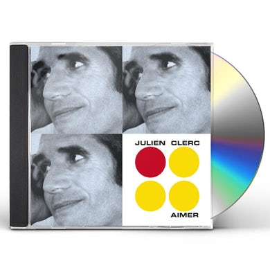 Julien Clerc AIMER CD