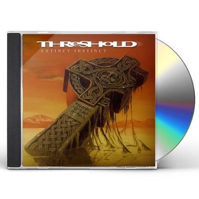 Threshold EXTINCT INSTINCT: DEFINITIVE EDITION CD
