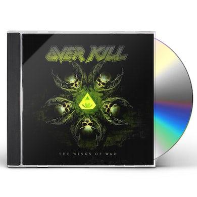 Overkill WINGS OF WAR CD