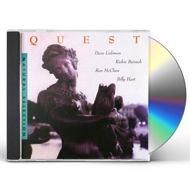 Quest NATURAL SELECTION CD