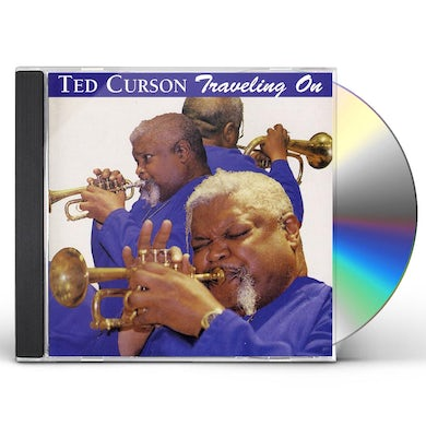 Ted Curson TRAVELING ON CD