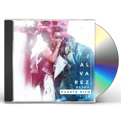 J Alvarez DESDE PUERTO RICO LIVE CD