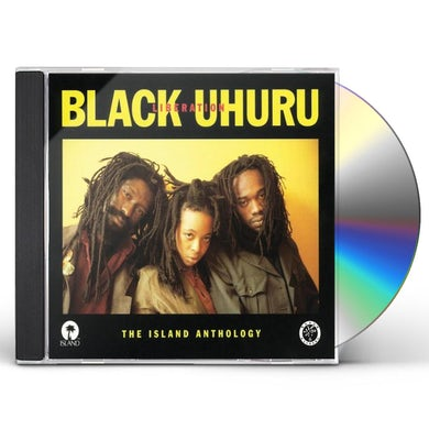 Black Uhuru LIBERATION: ISLAND ANTHOLOGY CD