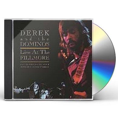 Derek & Dominos LIVE AT THE FILLMORE CD