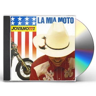 Jovanotti LA MIA MOTO CD