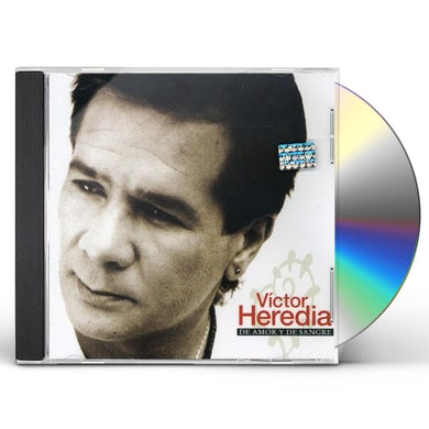 Victor Heredia DE AMOR Y DE SANGRE CD