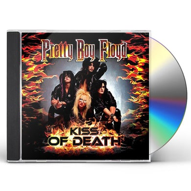 Pretty Boy Floyd KISS OF DEATH - A TRIBUTE TO KISS CD