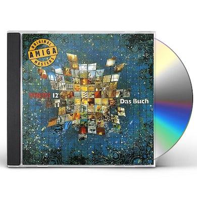 Puhdys DAS BUCH CD