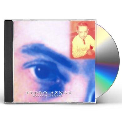 Pedro Aznar DAVID Y GOLIATH CD
