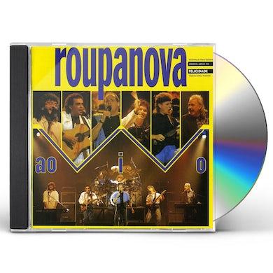 Roupa Nova SERIE AO VIVO CD