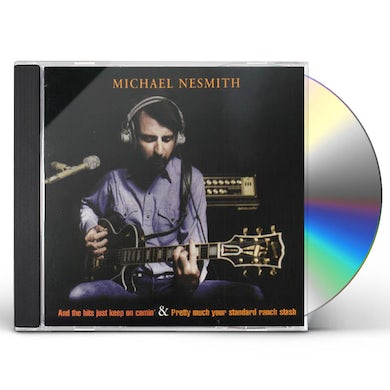 Michael Nesmith AND THE HITS... / PRETTY MUCH YOUR STANDARD RANCH CD