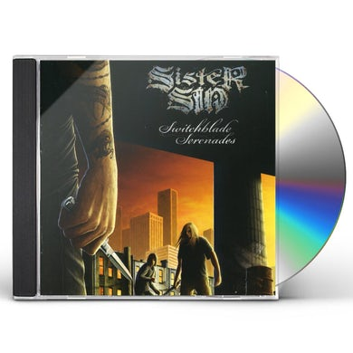 Sister Sin SWITCHBLADE SERENADES CD