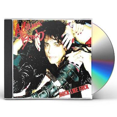 Adam Bomb ROCK LIKE FUCK CD