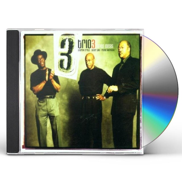 Trio 3 OEPN IDEAS CD