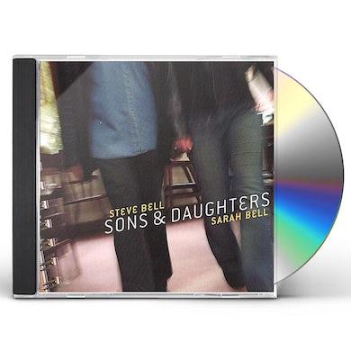 Steve Bell SONS & DAUGHTERS CD
