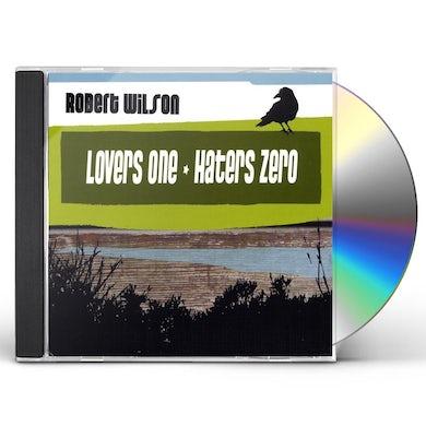 Robert Wilson LOVES ONE-HATERS ZERO CD